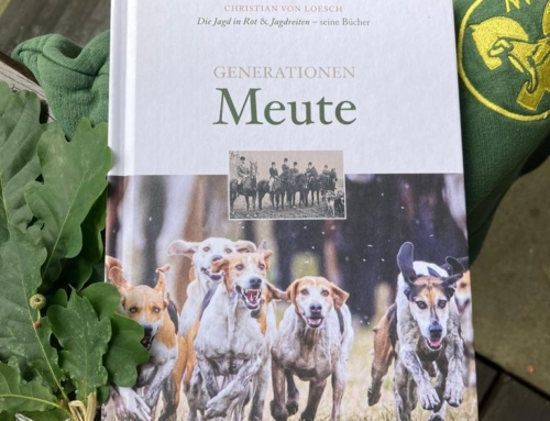 "Buch ""Generationen Meute"""